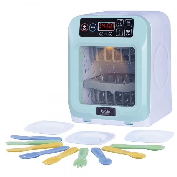Umývačka - luxusný spotrebič so zvukom a svetlom
