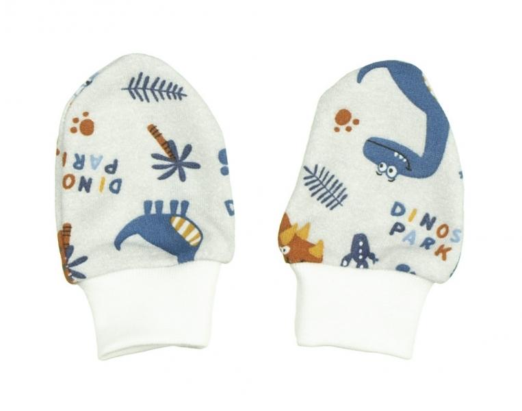 Baby Dojčenské rukavičky DINO