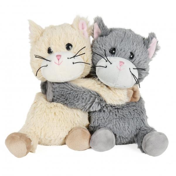 Warmies Hřejiví plyšáci - Mačičky v páre