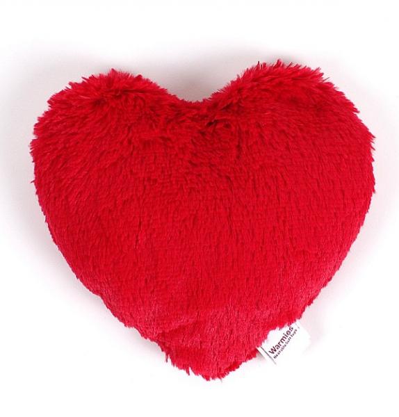 Warmies Hrejiví plyšáci - Srdce mini