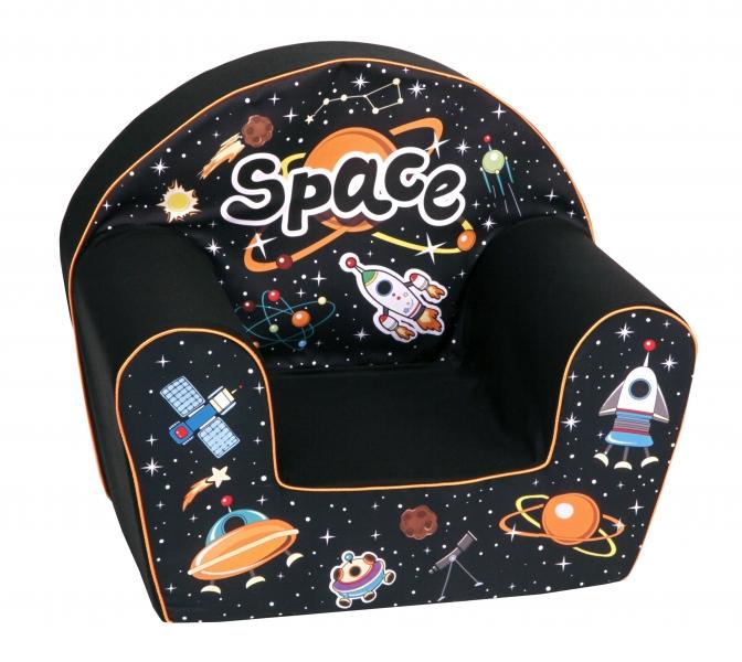 Delsit Detské kresielko - Space black