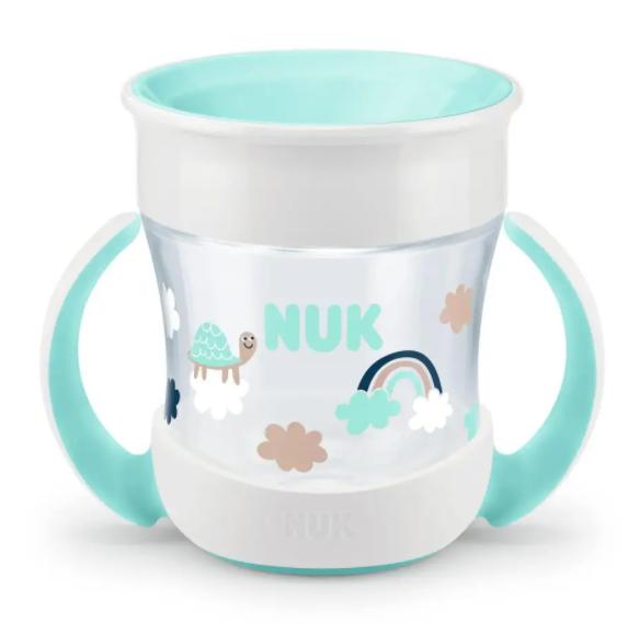 Hrnček NUK Mini Magic Cup 160 ml - Korytnačka