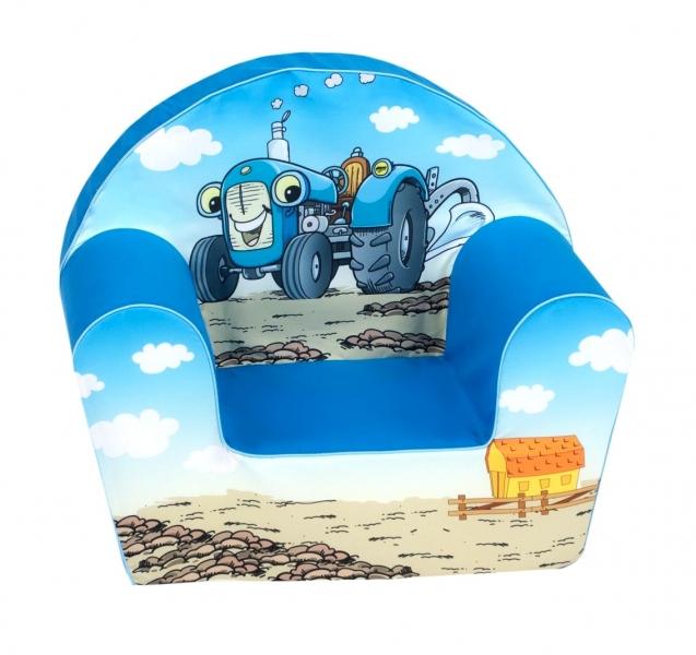 Delsit Detsit Detské kresielko Traktor