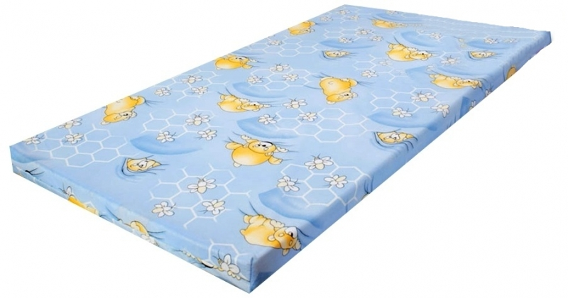 Danpol Penová (molitanová) matrace 120 x 60 cm, motiv chlapec