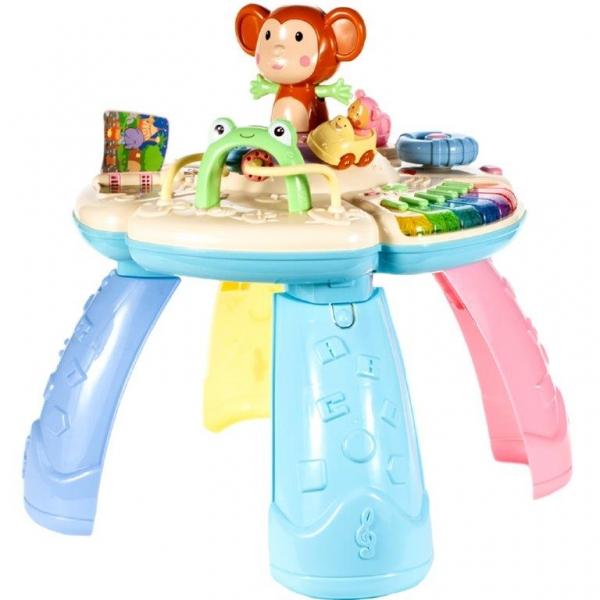 Tulimi Interaktívni, hrajúci stolček, Opička