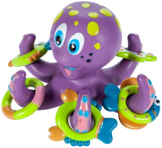Tulimi Chobotnička do vody, fialová