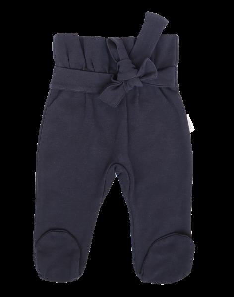 Mamatti Dojčenské polodupačky s ozdobným opaskom Gepardík - granát-#Velikost koj. oblečení;56 (1-2m)