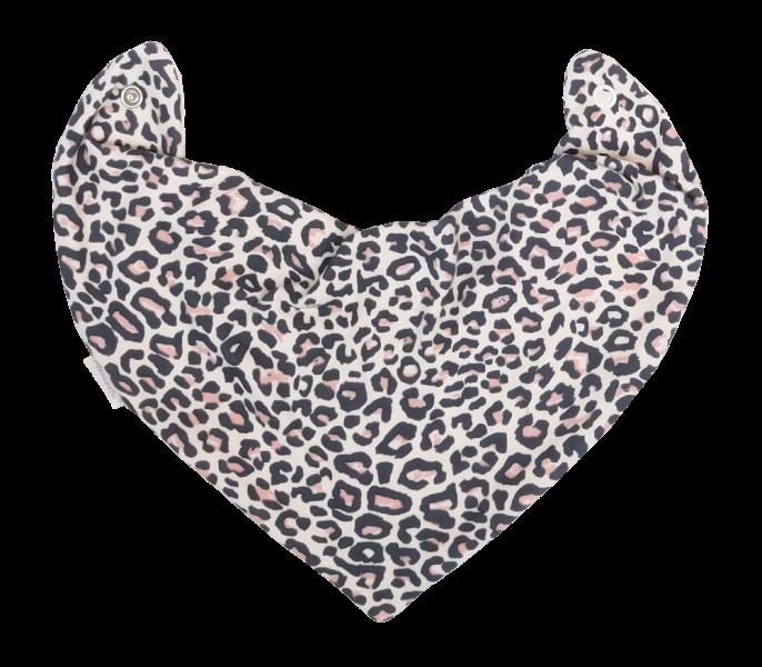 Mamatti Dětský šátek na krk Gepardík, biela vzorovaná-#Velikost koj. oblečení;univerzální