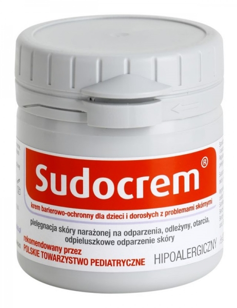 Sudocrem 400g - na zapareniny a drobné poranenia