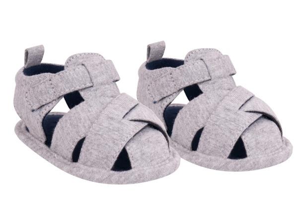 YO! Chlapčenské capáčky, sandálky, sivé