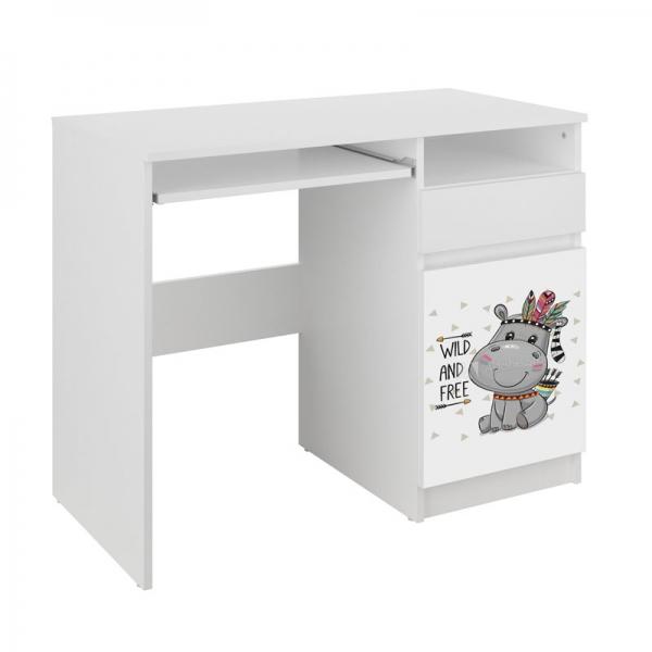 Babyboo Písací stôl Hippo