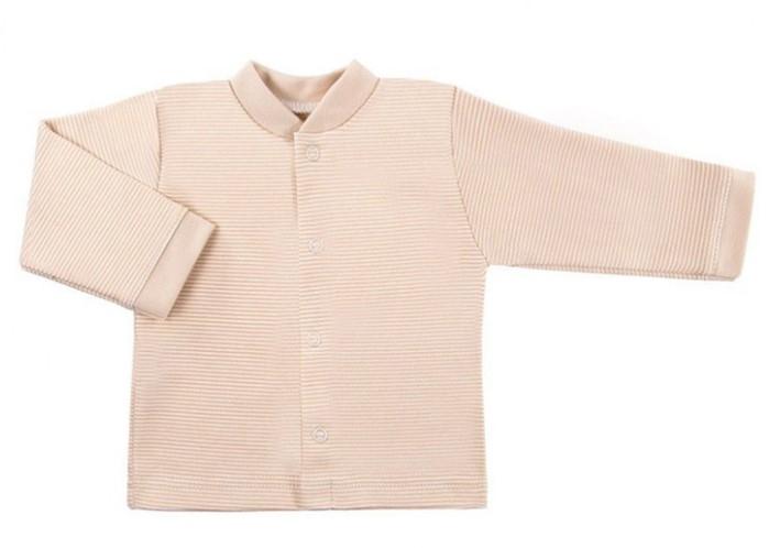 EEVI Bavlnená košieľka - Happy Baby, béžová-#Velikost koj. oblečení;50 (0-1m)