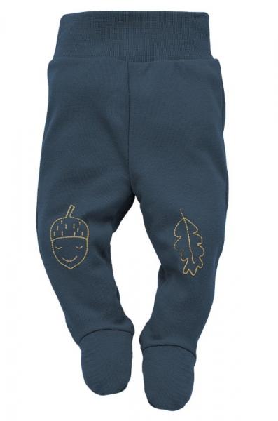 Pinokio Dojčenské polodupačky Forest - granát, veľ. 68-#Velikost koj. oblečení;68 (4-6m)
