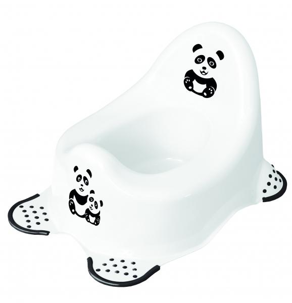 Keeeper Nočník Panda - biela