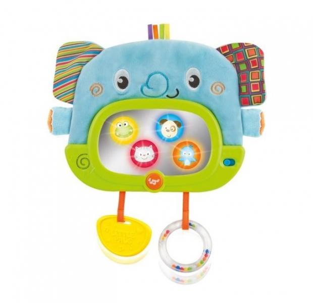 Winfun Interaktívne slon so zrkadielkom
