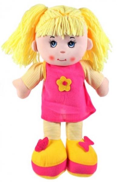 Tulimi Látková bábika Majka - žlté vlasy