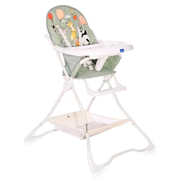 Jedálenská stolička Lorelli BONBON GREEN BIRTHDAY