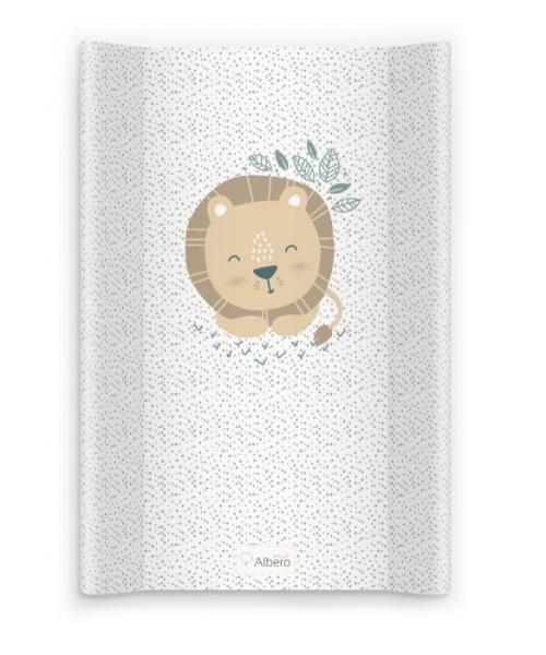 Ceba Baby prebaľovacia podložka Lion - tvrdá, 50 x 70 cm