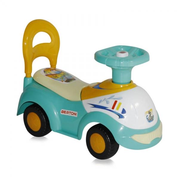 Odrážadlo auto Lorelli Z2 GREEN