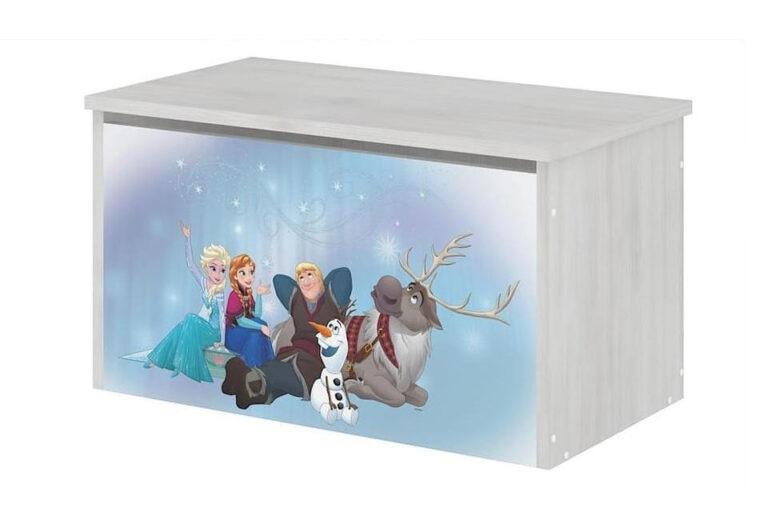 Babyboo Box na hračky s motívom  Frozen