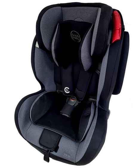 Coto Baby Autosedačka 9-36kg Salsa Pro Isofix- Dark grey/Melagne- 2021