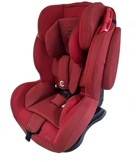 Coto Baby Autosedačka 9-36kg Salsa Pro Isofix- Red/Melagne- 2021