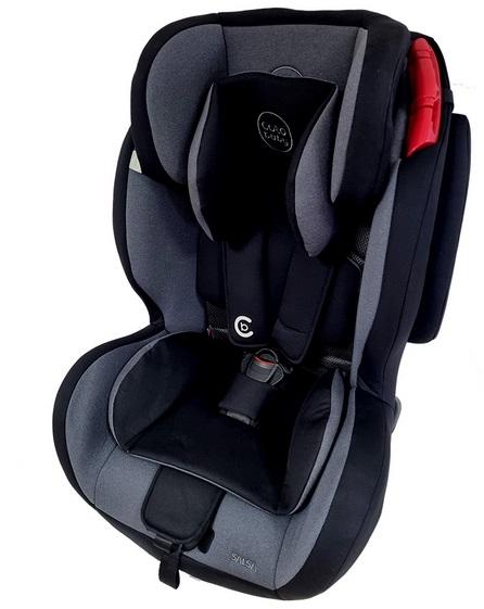 Coto Baby Autosedačka 9-36kg Salsa - Dark grey/Melagne- 2021