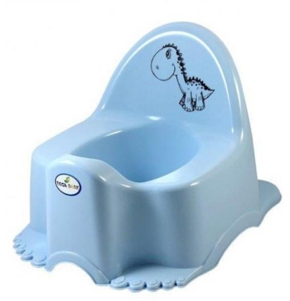 Tega Baby Nočník Eco Dino - modrý