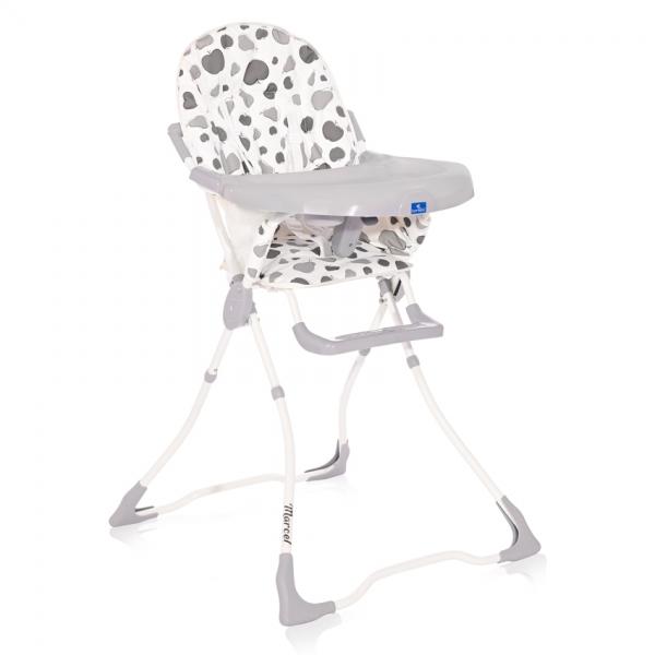 Jedálenská stolička Marcel, grey Fruits