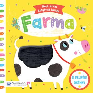 Moja prvá dotyková knižka Farma