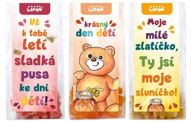 MACKOVIA čaj - balíček Deň detí strednej 3 x 50g