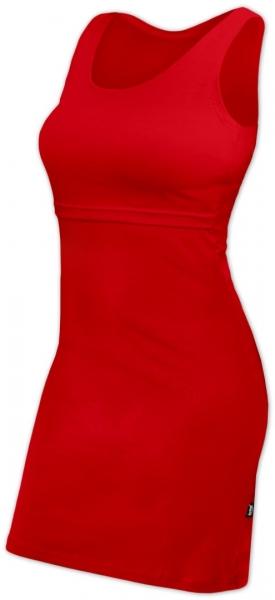 Jožánek Dojčiace šaty bez rukávov ELENA - červené