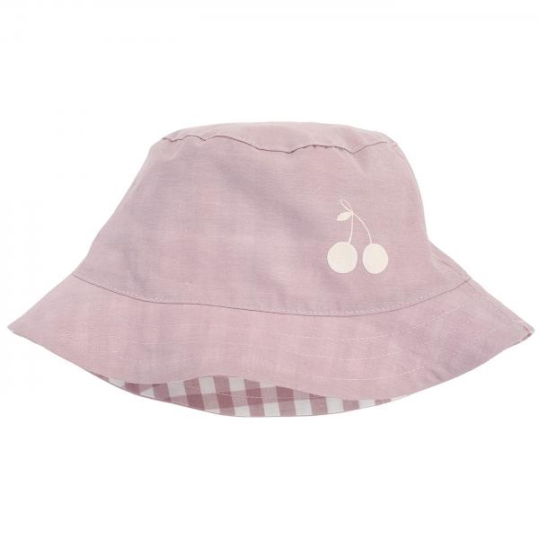 Pinokio Letná, jarná klobúčik Sweet Cherry - lila