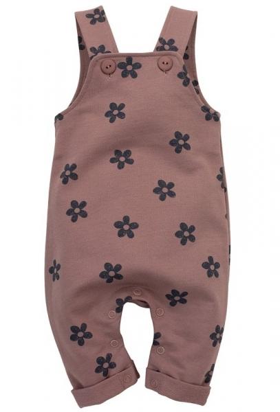 Pinokio Zahradníčky / traky, Happiness - staroružová, veľ. 68-#Velikost koj. oblečení;68 (3-6m)