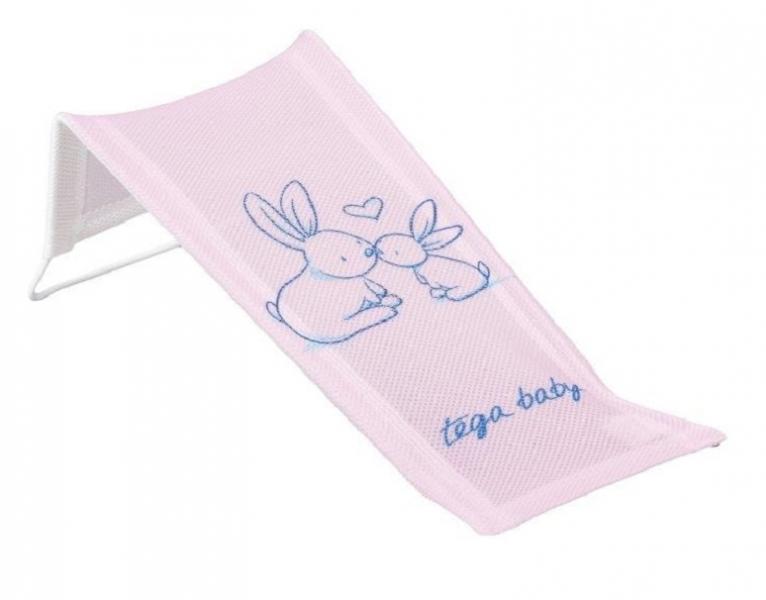 TEGA BABY - Lehátko  do vaničky - Kraliček, , ružové