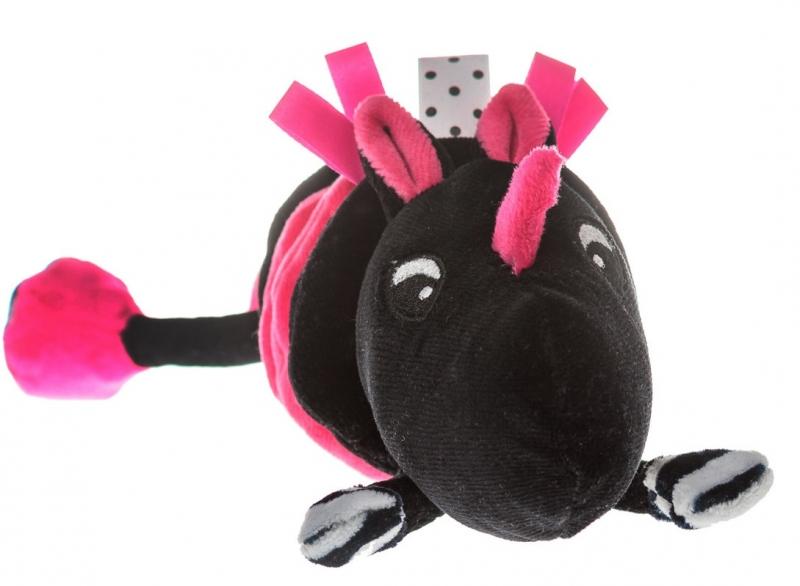 Hencz Toys Vibrujúci přítulníček Jednorožec - ružový