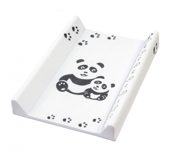 Keeeper Prebaľovacia podložka Panda - tvrdá