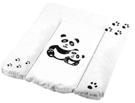 Keeeper Prebaľovacia podložka Panda - mäkká