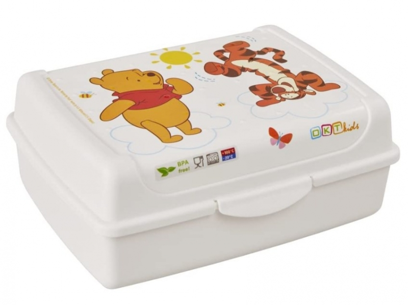 Keeeper Box na desiatu Medvedík Pú 1 l