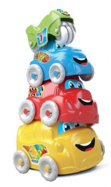 Tulimi Edukačný balančné veža - Autá