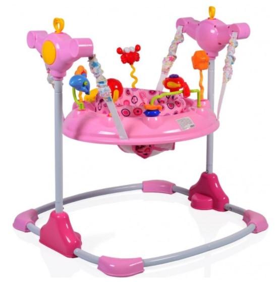 Moni Detské skákadlo Vista, ružové