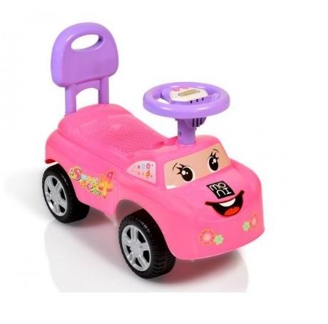 Moni Detské odrážadlo Keep Riding - růžové