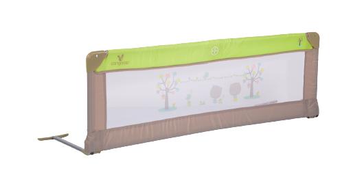 Cangaroo Detská zábrana k postieľke - zelená