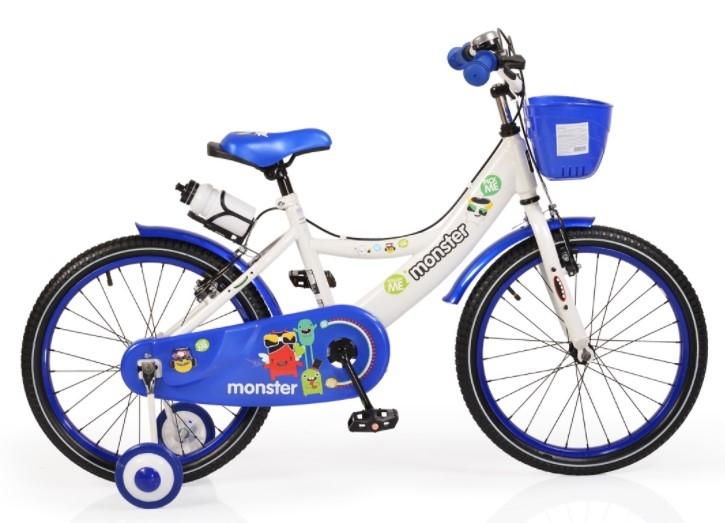 """Byox Detský bicykel 2081 - 20"""", modré"""