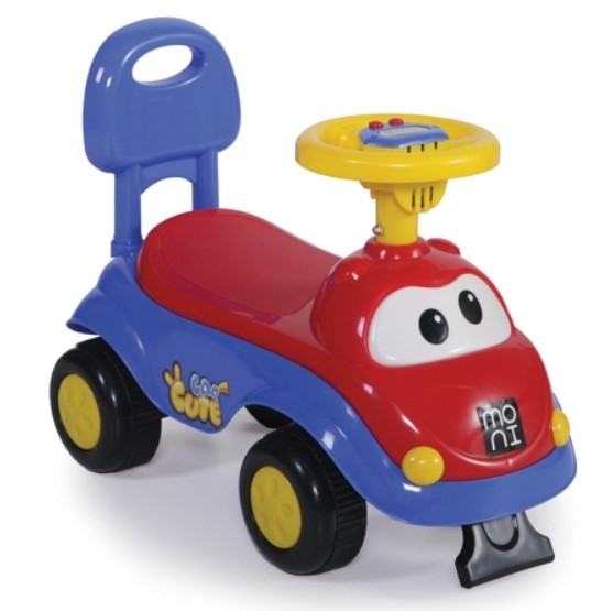 Moni Detské odrážadlo, odrážadlo Dream Car - modré