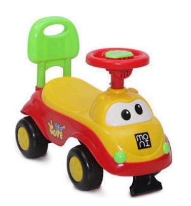 Moni Detské odrážadlo, odrážadlo Dream Car - červené