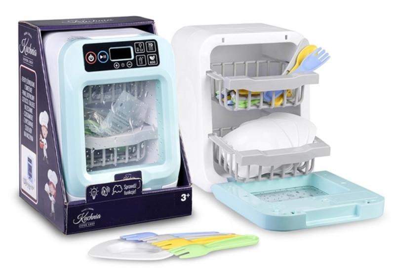 Tulimi Luxusná interaktívná umývačka - mätová