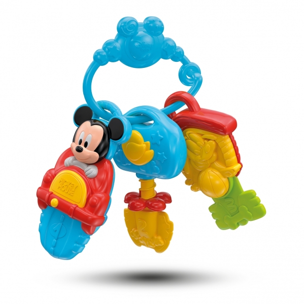Hudobné kľúče Disney - Mickey