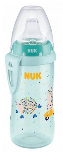 NUK Fľaštička Active Cup 300 ml - Ježko