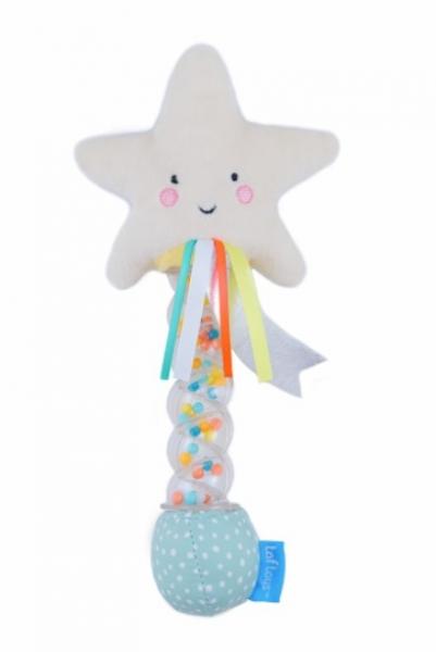Taf toys Hrkálka dažďová palička Hviezdička